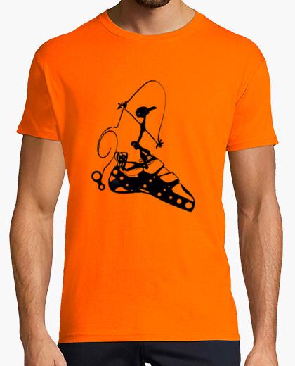 T-Shirt liebe klettern 2