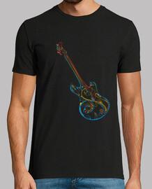 liebe musik farbe gitarre