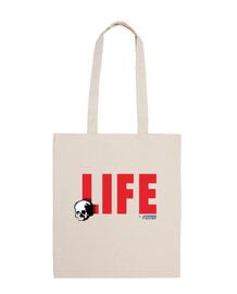 LIFE for ever, Bandolera 100 algodón