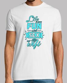 Life Fun Sex & Wifi - EL