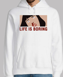 Life is boring (Pulp Fiction)