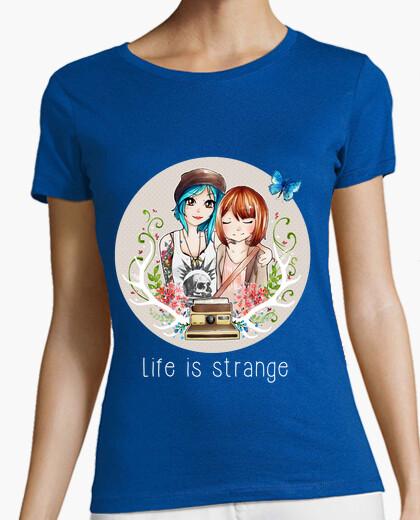 Camiseta Life is strange - Chloe and Max