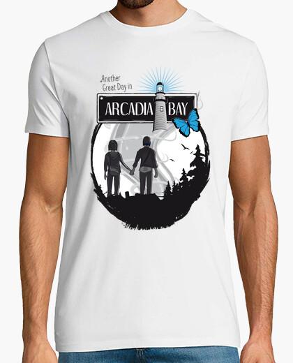 Life is strange arcadia bay t-shirt