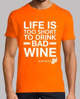 Life is too short... Naranja