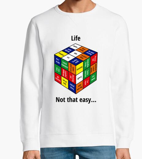 Life: not that easy hoody