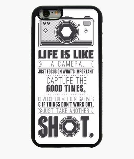 Funda iPhone 6 / 6S Life Quote