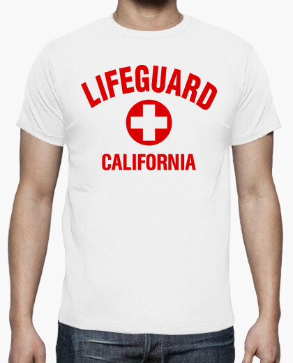 Lifeguard shirt mod.07 t-shirt