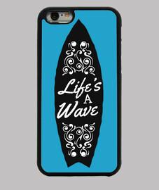 lifes une onde