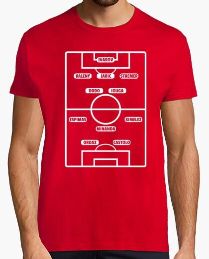 Camiseta Liga Máster 2 - Pro Evolution Soccer