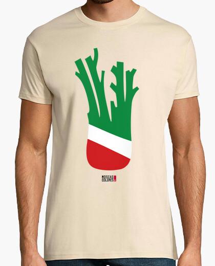 Camiseta Light Coming Out: Finocchio (Italia)