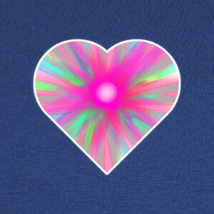 Camisetas Light Heart