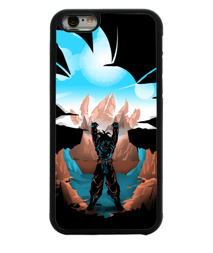 Open iPhone cases anime
