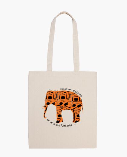 Like a bull in a china shop 07 bag