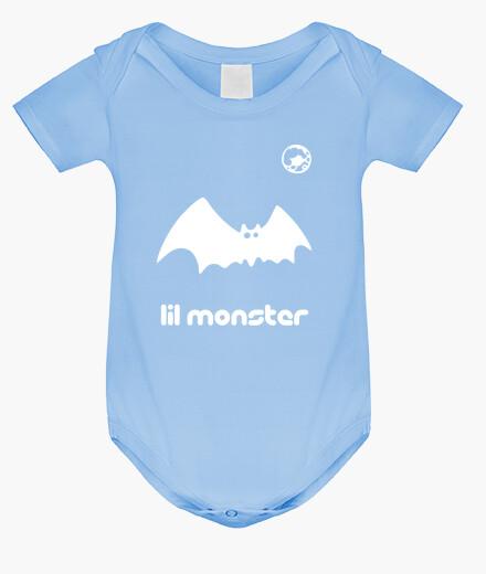Ropa infantil Lil monster baby
