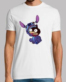 Camisetas Lilo Y Stitch Más Populares Latostadora