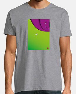 Lime Sky. Aplícalo sobre diferentes colores y estilos de camiseta de niño y adulto