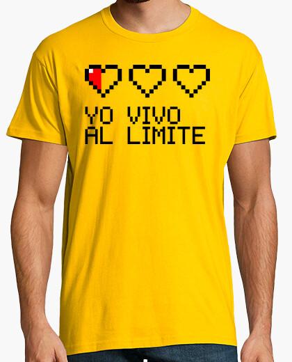 Camiseta Límite