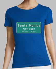 límite de la ciudad de santa monica