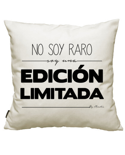 Open Cushion covers in spanish