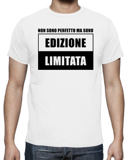 Open T-shirts in italian