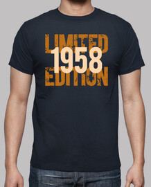 Limited edition 1958