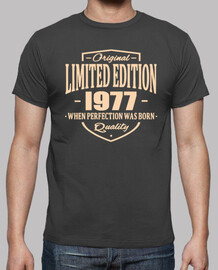 Limited Edition 1977