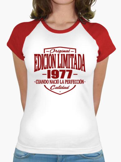 T-shirt limited edition 1977
