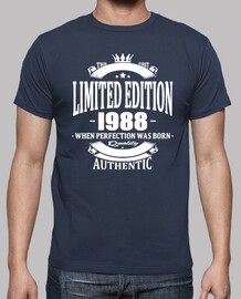 limited edition 1988