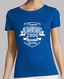 limited edition 2000