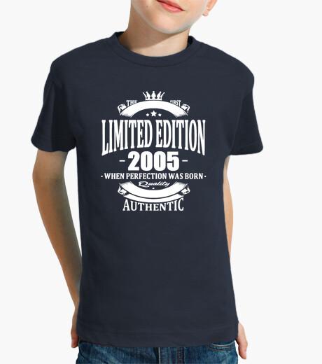 Vêtements enfant Limited Edition 2005