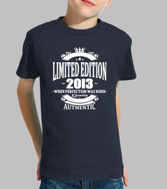 Limited Edition 2013