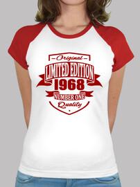 limitierte auflage 1968