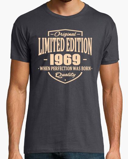 T-Shirt limitierte auflage 1969