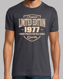 limitierte auflage 1977
