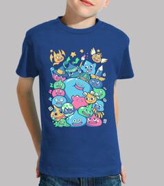 limo partido - camisa de los niños