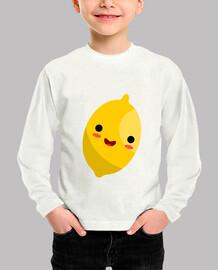 Limón feliz