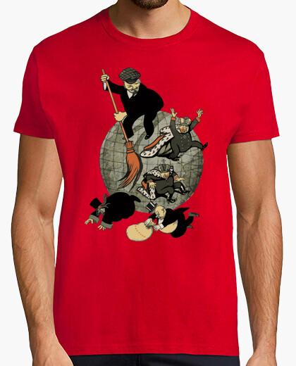 Camiseta Limpieza General