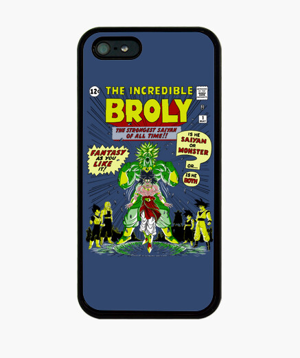 stunning coque iphone broly with coussin chez l incroyable. Black Bedroom Furniture Sets. Home Design Ideas
