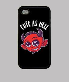 lindo como el demonio diablo