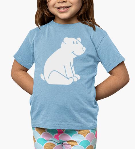 Ropa infantil lindo oso polar