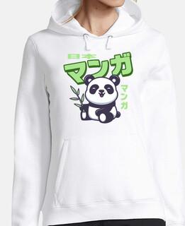 lindo pequeño panda