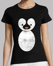 lindo pingüino