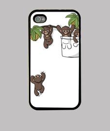 lindos monos de bolsillo