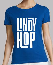 lindy nu hop - blanc