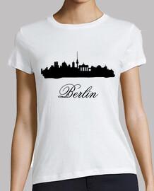 line cielo di Berlino (Germania)