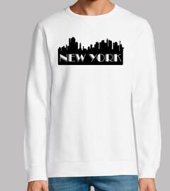 line cielo di New York