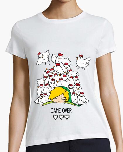 T-shirt link vs cucco 1