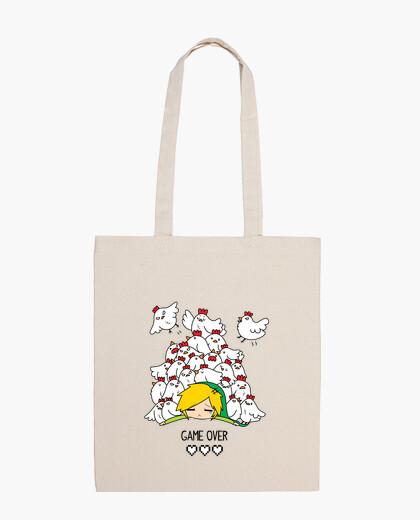 Link vs cuccos 1 bag