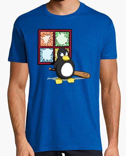Camiseta Linux and Windows