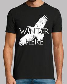 l'inverno è qui
